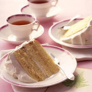 Butter Rum Crepe Cake