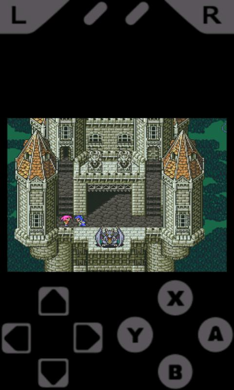 SNESEmu HD - SNES Emulator- screenshot