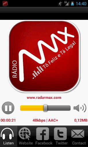 Rádio Max Tô Feliz e Tá Legal