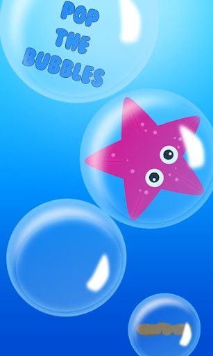 Pop the bubbles