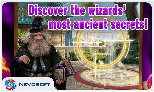 Magic Academy: hidden castle - screenshot thumbnail