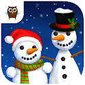 Snowman Gifts - No Ads icon