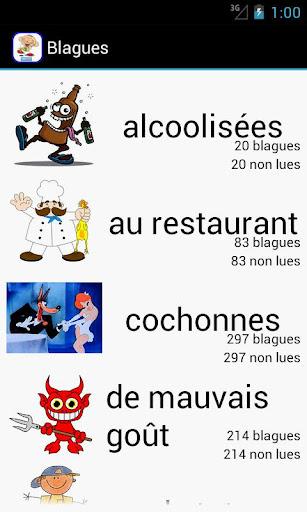 Blagues droles en français