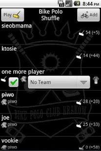 Bike Polo Shuffle- screenshot thumbnail