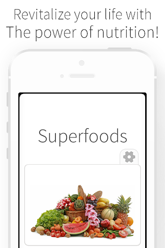 Superfoods - Nutrition Health