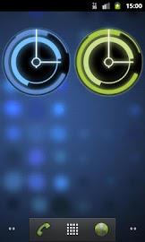 Honeycomb Clock FREE Screenshot 4