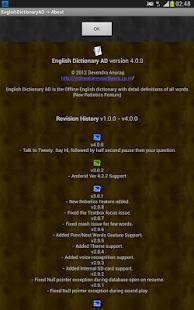 玩免費書籍APP|下載Offline English Dictionary AD app不用錢|硬是要APP