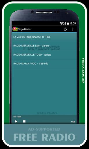 Togo Radio - Live Radios