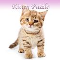 Kitten Slider Puzzle logo