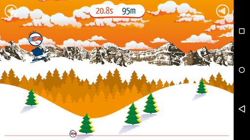 Flip Boarder - Touch Snowboard
