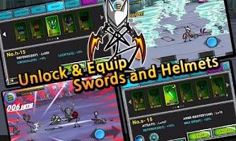Screenshot of Cartoon Wars: Blade