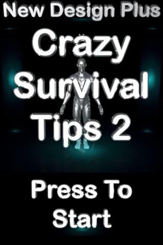 Crazy Survival Tips 2 - screenshot