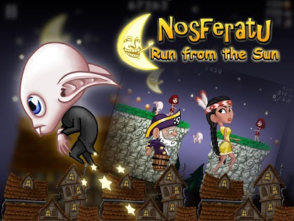 Nosferatu - Run from the Sun - screenshot thumbnail