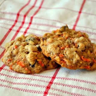 Carrot Cake Cookies.