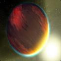 Exoplanet icon