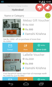 BechDe - Voucher Trading App screenshot 2