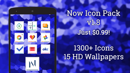 Now - Icon Pack
