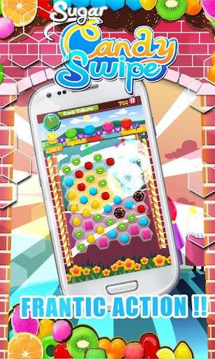 Sugar Candy Swipe Deluxe