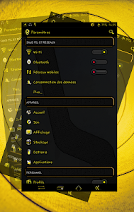 ReBorn Gold - CM11 Theme v2.3
