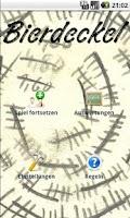 Screenshot of Bierdeckel