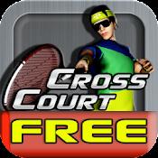 Cross Court Tennis Free