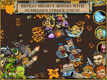 Warlords RTS: Strategy Game Screenshot 6
