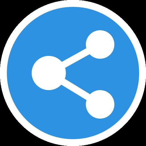 MShare - 一键批量分享社交平台 社交 App LOGO-硬是要APP