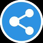 MShare - 1タップで複数SNSへ共有可能 icon