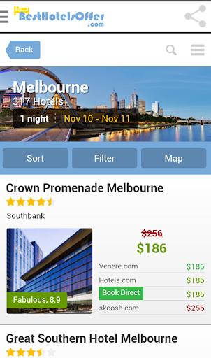 【免費旅遊App】Hotel Offers-APP點子