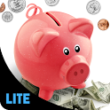 Learning Gems Piggy Bank LITE icon