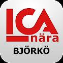 Ica Nära Björkö logo