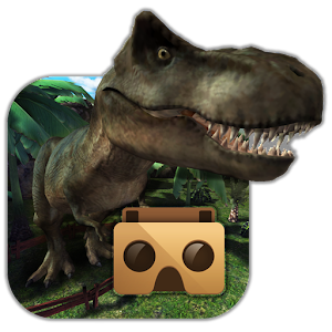 Jurrasic VR application
