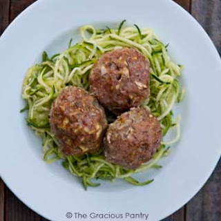 Clean Eating Easy Bake Meatballs