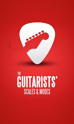 The Guitarists' Scales Modes