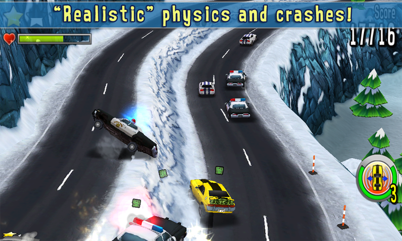 Reckless Getaway Free- screenshot