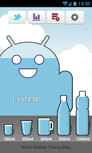 Carbodroid – Drink Water - screenshot thumbnail
