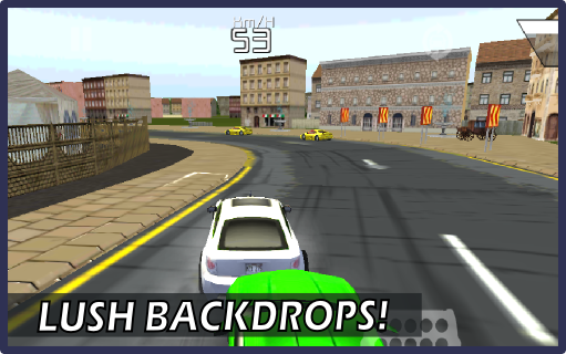 Car Racer 3D - screenshot