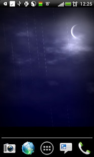 Stormy Night Live Wallpaper- screenshot thumbnail
