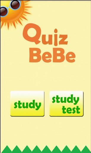 Quiz BeBe
