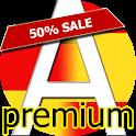 Aprende Alemán De<>Es Premium icon