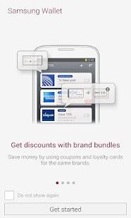 Samsung Wallet - screenshot thumbnail