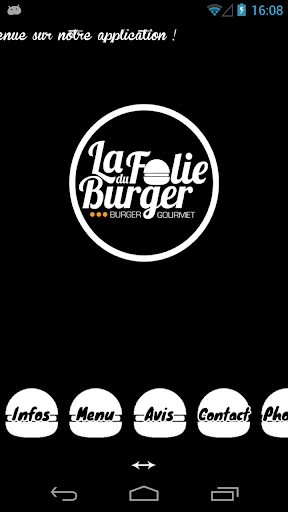 Folie du Burger