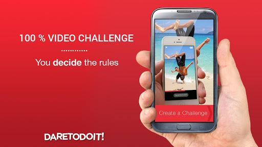 Daretodoit 100 video challenge