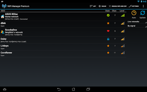 WiFi Manager Screenshot 16