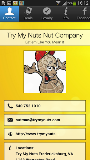 Try My Nuts Nut Company