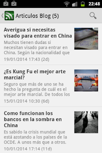Blog Experiencia en China- screenshot thumbnail
