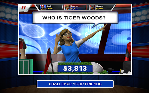 Sports Jeopardy! Screenshot 27