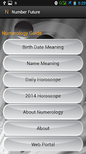 Numerology - screenshot thumbnail