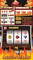 Screenshot of Triple Hot 7s Slot Machine