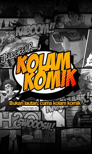 Kolam Komik